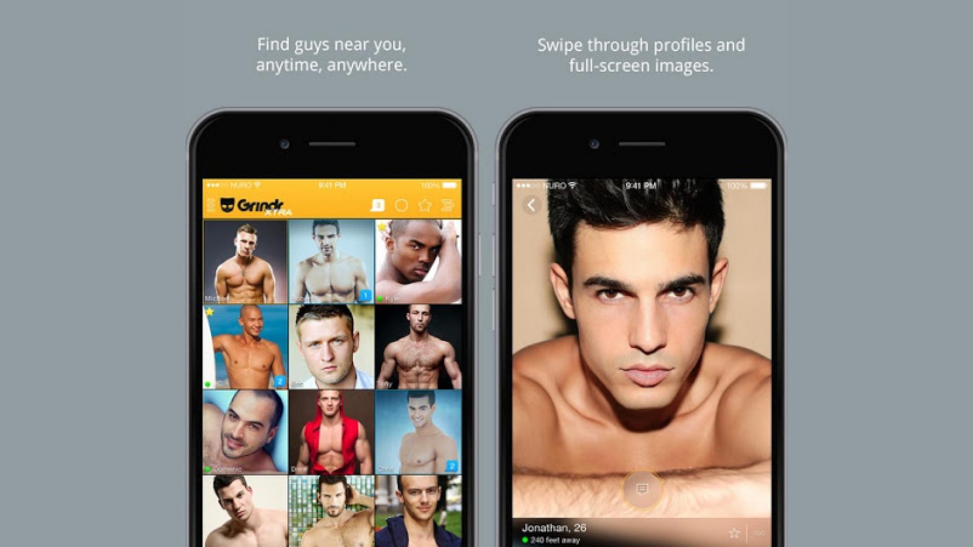 Online-dating-site grinder
